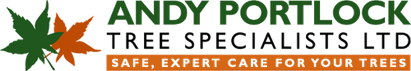 Andy Portlock Tree Specialists Ltd Logo